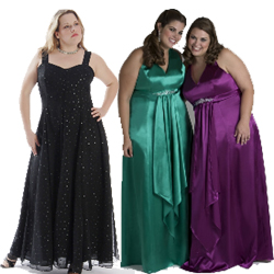 Christmas Party Dress on Plus Size Evening Dresses  Gowns   Tops  Cocktail Party Dresses