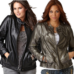 Plus Size Motorcycle Jackets