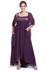 Size Evening Dress on Special Occasion Dresses   Plus Size Dresses   Plus Size Clothing