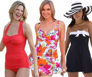 Tredny Plus Size Swimsuits