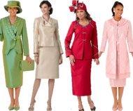 Women's Plus Size Formal Suits