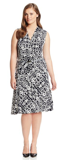 Plus Size Designer Clothing New York Jones New York Plus Size Dress