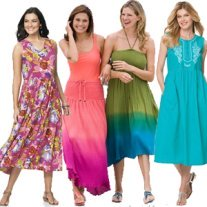 Plus Size Casual Dresses