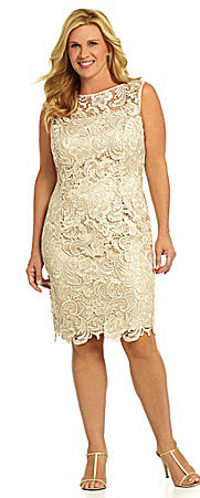 Adrianna Papell Plus Size Dress