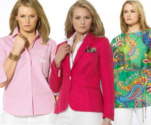 Plus Size Ralph Lauren Clothing