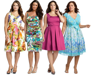 Women\'s Plus Size Dresses