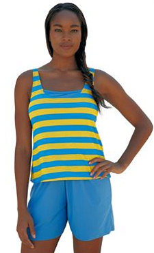 Plus-Size-Jogger-Swimsuit