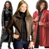 Plus Size Leather Coats