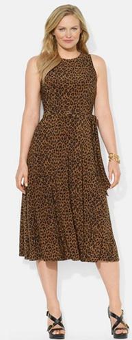 Ralph Lauren Plus Size Dress