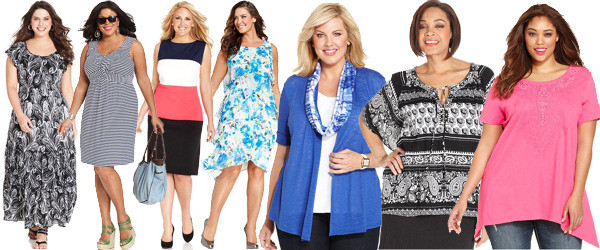 Plus Size Fashion Trends Spring & Summer 2014