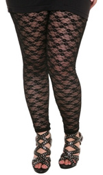 Trendy Plus Size Leggings