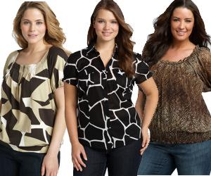 Michael Kors Plus Size Clothing