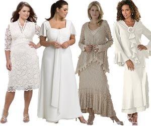 Plus Size Casual Wedding Dresses