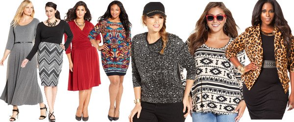 Plus Size Clothes Fashion Trends Fall 2014