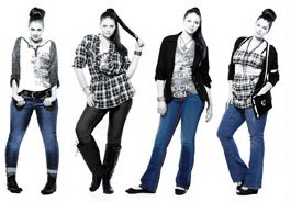 Lei Plus Size Jeans
