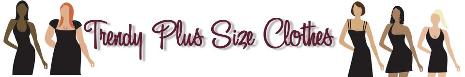 Trendy Plus Size Clothes Logo