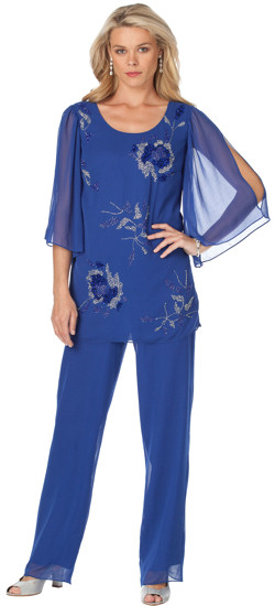 89828727c3 The Fashion of Fabric. The main thing that sets plus size formal pant ...