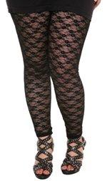 Trendy Plus Size Leggings